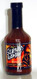 Scorned Woman Fiery Barbeque Sauce Picture