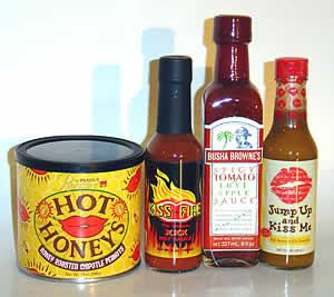 Hot & Saucy Romance Gift Set Picture