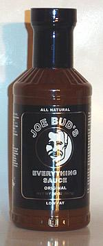 Joe Bud's Everything Sauce Picture