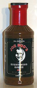 Joe Bud's Hot Everything Sauce Picture