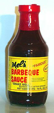 Mel's Barbeque Sauce Picture