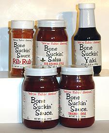 Bone Suckin' Sauce Gift Set - Mild Picture