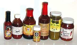 Nc Hot & Spicy Gift Set Picture
