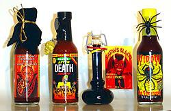 Scary Sauces Gift Set Picture
