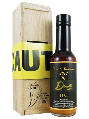 Dave's Private Reserve Insanity Sauce